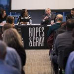 ropes and gray pro bono week event panel
