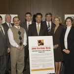 group shot from 2006 pro bono week