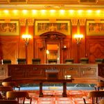 illinois supreme court room