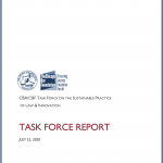 task force report cover page